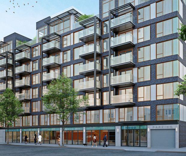 41st Avenue Development Flushing